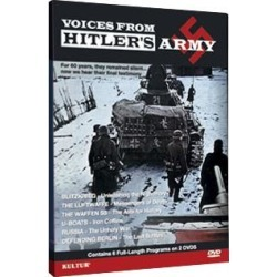 Voices From Hitler's Army DVD found on Bargain Bro Philippines from PulseTV for $39.99