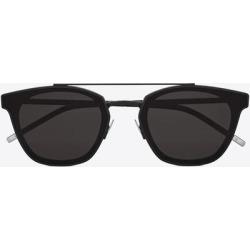 Classic Sl 28 Metal - Black - Saint Laurent Sunglasses found on Bargain Bro Philippines from lyst.com for $490.00