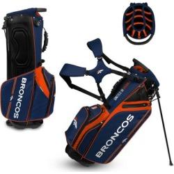Denver Broncos WinCraft Caddie Carry Hybrid Golf Bag found on Bargain Bro from nflshop.com for USD $197.59