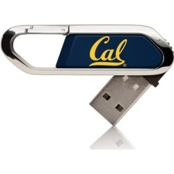 Cal Bears 16GB Clip USB Flash Drive found on Bargain Bro from Fanatics for USD $18.99