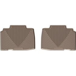 WeatherTech Floor Mat Set, Fits 2015-2019 Ford Edge, Primary Color Tan, Position Rear, Model W396TN found on Bargain Bro from northerntool.com for USD $45.60