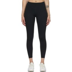 One Luxe 7/8 Leggings - Black - Nike Pants found on Bargain Bro from lyst.com for USD $72.20