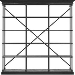 Barnstone Cornice Triple Shelving Bookcase by iNSPIRE Q Artisan found on Bargain Bro from Overstock for USD $657.32