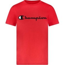 Champion Boys' Tee Shirts SCARLET - Scarlet 'Champion' Classic Script Tee - Toddler & Boys found on Bargain Bro from zulily.com for USD $6.83