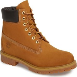 6-inch Premium Waterproof Boot - Brown - Timberland Boots found on Bargain Bro from lyst.com for USD $150.48