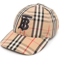 Hats Beige - Brown - Burberry Hats found on Bargain Bro from lyst.com for USD $266.00