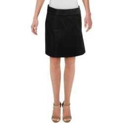 Kate Spade Womens Mini Skirt Modern Corduroy - Deep Spruce found on MODAPINS from Overstock for USD $22.09