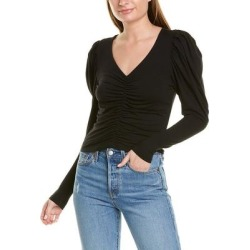 Frame Denim Agnes Top (8), Women's, Multicolor found on MODAPINS from Overstock for USD $58.79