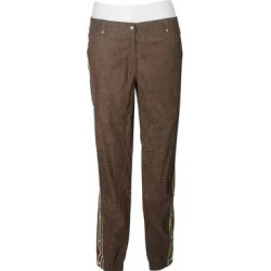 adidas Ultrasuede Pants Womens Casual Pants - Brown (S), Women's found on Bargain Bro India from Overstock for $18.95