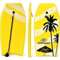 Lightweight Super Bodyboard Surfing with EPS Core Boarding-S - As Pictured found on Bargain Bro Philippines from Overstock for $79.62
