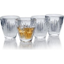 Mikasa Parkside 4-pc. Double Old-Fashioned Glass Set, Multicolor, 2 OLDFASHN found on Bargain Bro Philippines from Kohl's for $29.99