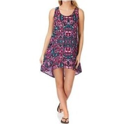 Vans Womens Push Back Tank Dress (M), Women's, Multicolor(lace, printed) found on Bargain Bro from Overstock for USD $17.08