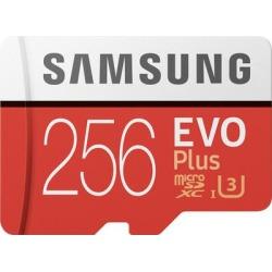 Samsung EVO Plus 256GB microSD Memory Card found on Bargain Bro India from Crutchfield for $57.99