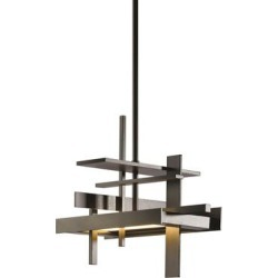 Hubbardton Forge Planar 12 Inch LED Mini Pendant - 139718-1017 found on Bargain Bro India from Capitol Lighting for $1672.00