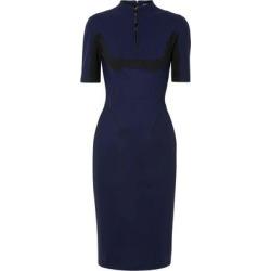 Knee-length Dress - Blue - Mugler Dresses found on MODAPINS from lyst.com for USD $975.00
