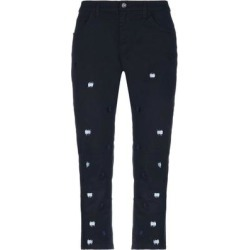 3/4-length Trousers - Blue - Emporio Armani Pants found on MODAPINS from lyst.com for USD $209.00