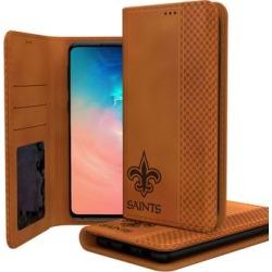 New Orleans Saints Galaxy Burn Design Folio Case found on Bargain Bro Philippines from nflshop.com for $49.99