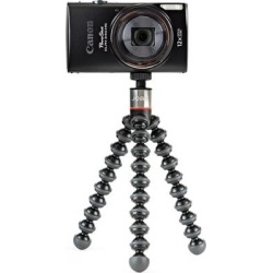 Joby GorillaPod 325- Black/Charcoal found on Bargain Bro from Crutchfield for USD $11.36