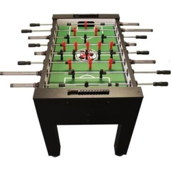 Warrior Professional Foosball Table 2020 Model (Foosball Table), Black, Warrior Table Soccer found on Bargain Bro Philippines from Overstock for $828.00