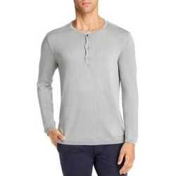 John Varvatos Star Usa Mens Acid Wash Henley Sweater Small Grey (S), Men's, Gray(knit) found on Bargain Bro Philippines from Overstock for $86.66