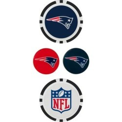 New England Patriots Ball Marker Set found on Bargain Bro from nflshop.com for USD $11.39