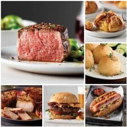Omaha Steaks - Deluxe Grill Out Collection found on Bargain Bro from Omaha Steaks for USD $121.59