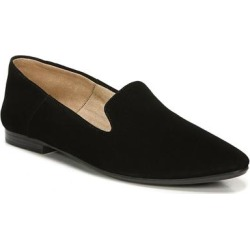 Lorna Collapsible Heel Loafer - Black - Naturalizer Flats found on Bargain Bro India from lyst.com for $62.00