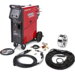 Lincoln Power Mig 360 Multiprocess Welder (Aluminum Trailer Mfg One-Pak) found on Bargain Bro India from weldingsuppliesfromioc.com for $8795.00