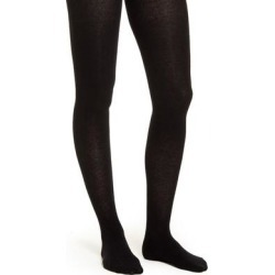 Cashmere Blend Sweater Tights - Black - Natori Hosiery found on MODAPINS from lyst.com for USD $68.00