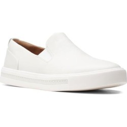 Clarks Un Maui Stride Slip On Sneaker - White - Clarks Sneakers found on Bargain Bro India from lyst.com for $130.00