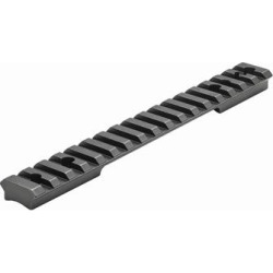 Leupold Backcountry Cross-Slot Weatherby Mk5/Vanguard La 1-Pc Rifle Base - Weatherby Mark 5/Vanguard found on Bargain Bro India from brownells.com for $44.99