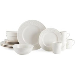 Mikasa Italian Countryside 16 Piece Dinnerware Set (Service for 4) found on Bargain Bro India from Overstock for $89.24