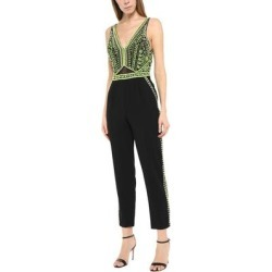 Jumpsuit - Black - Alice + Olivia Jumpsuits found on MODAPINS from lyst.com for USD $363.00