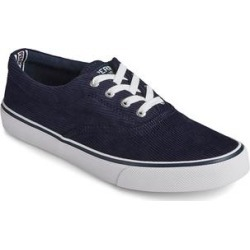 Sperry Top-Sider Men's Sneakers NAVY - Navy Striper II CVO Corduroy Sneaker - Men found on Bargain Bro from zulily.com for USD $27.34