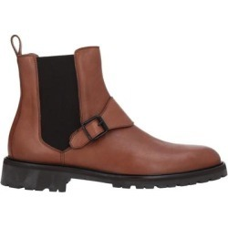 Ankle Boots - Brown - Belstaff Boots found on MODAPINS from lyst.com for USD $390.00