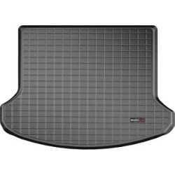 WeatherTech Cargo Area Liner, Fits 2013-2016 Tesla S, Primary Color Black, Pieces 1, Model 40683 found on Bargain Bro from northerntool.com for USD $97.24