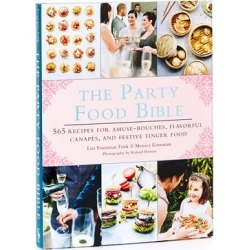 Skyhorse Publishing Cookbooks - The Party Food Bible found on Bargain Bro from zulily.com for USD $13.67