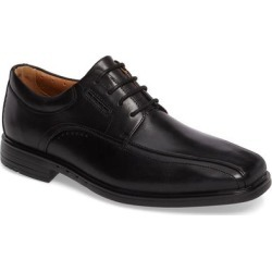 Clarks Un.kenneth Bike Toe Oxford - Black - Clarks Lace-Ups found on Bargain Bro India from lyst.com for $160.00