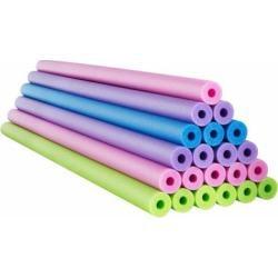 Costway 24 Pack 55 Inch Multipurpose Foam Pool Swim Noodles found on Bargain Bro Philippines from Costway for $73.95