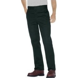Dickies Men's 874 Original Fit Classic Work Pants (Hunter Green - 32X32)(cotton) found on Bargain Bro Philippines from Overstock for $29.56