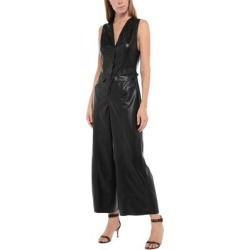 Jumpsuit - Black - Nanushka Jumpsuits found on MODAPINS from lyst.com for USD $298.00