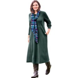 Plus Size Women's Lightweight Scarf by Woman Within in Waterfall Multi Plaid found on Bargain Bro Philippines from fullbeauty for $16.99