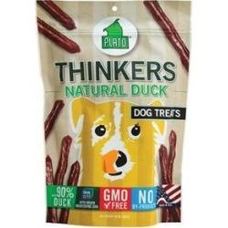 Plato Pet Treats Thinkers Dog Treats - Duck