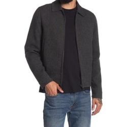 Wool Jacket - Gray - Valentino Jackets found on Bargain Bro India from lyst.com for $750.00