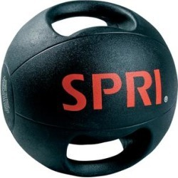 SPRI Exercise Balls - 14-Lb. Dual-Grip Medicine Ball found on Bargain Bro Philippines from zulily.com for $54.99
