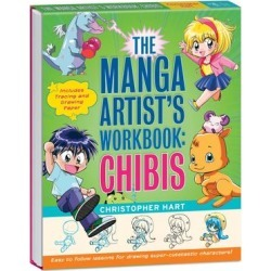 Penguin Random House Chapter Books - The Manga Artist's Workbook: Chibis found on Bargain Bro from zulily.com for USD $9.87
