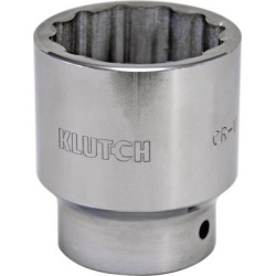 Klutch Socket - SAE, 1 1/2Inch, 3/4Inch-Drive, 12-Pt. found on Bargain Bro from northerntool.com for USD $9.11