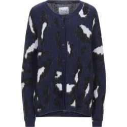 Cardigan - Blue - Saucony Knitwear found on Bargain Bro from lyst.com for USD $110.20
