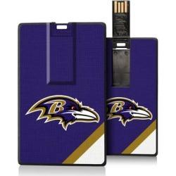 Baltimore Ravens Diagonal Stripe Credit Card USB Drive found on Bargain Bro from nflshop.com for USD $18.99
