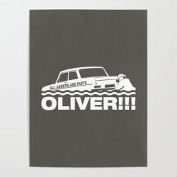 Top Gear: Oliver Art Poster by Motoringbox - 18